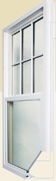 Harvey Tribute Premium Double Hung Window Installation
