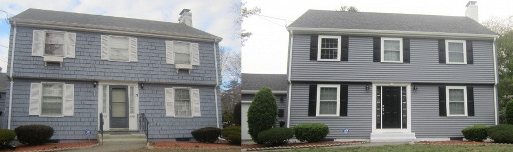 Before And After Gallery Thee Sons Window And Door