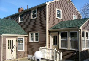 Home Remodel Hudson Ma Replacement Siding Installation