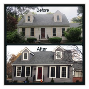 Major Home Remodel In Mansfield Ma