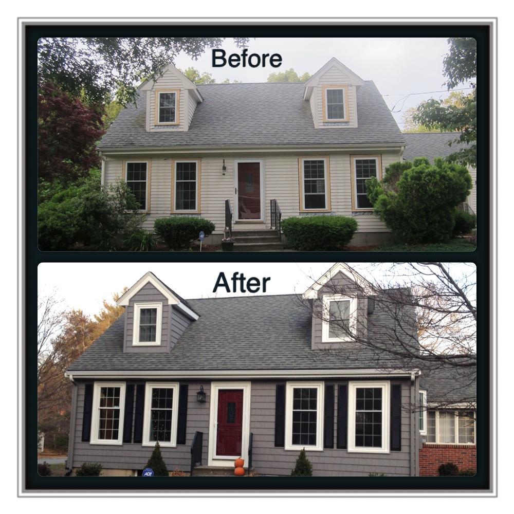 Http three new house inspiration pinterest - Painting exterior siding photos ...