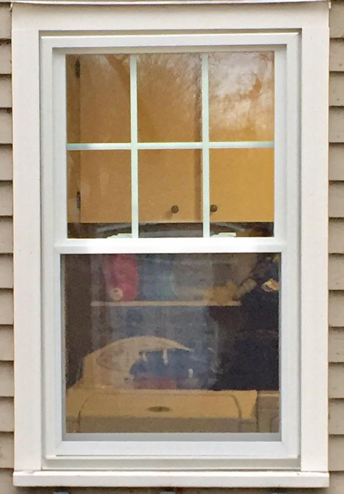 Classic Harvey Double Hung Windows Installation Bedford Ma
