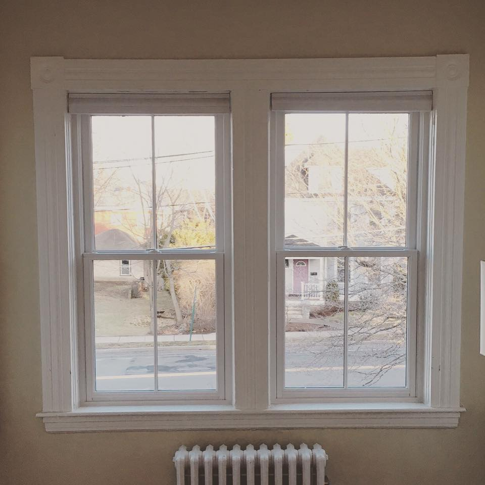 Custom jeld wen double hung window replacement in belmont ma for Buy jeld wen windows online