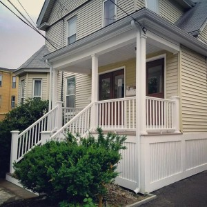porch transformation somerville